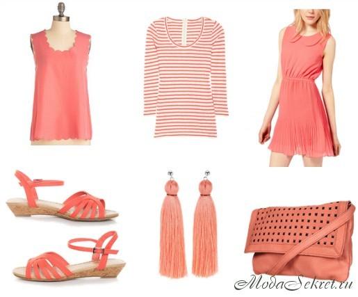 какие цвета в моде весной 2014