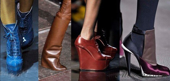 Обувь осень зима 2015 2016