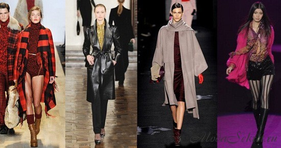 Модное пальто 2015