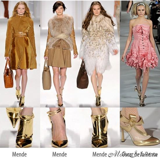 какие цвета модные зимой 2017-2018