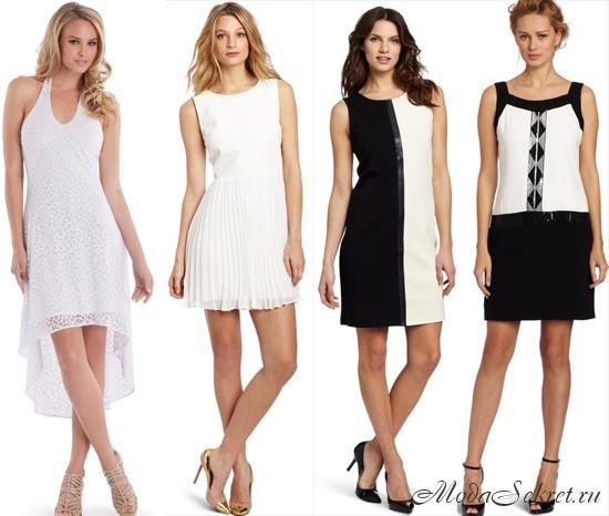 летние платья этого года