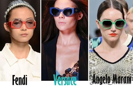 какие очки в моде в этом году