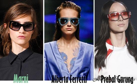 солнцезащитные очки этого года фото