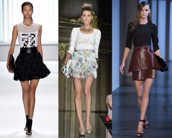 модные юбки этого лето