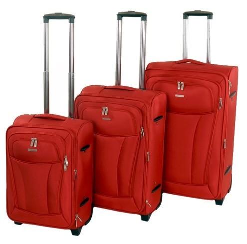 Сумки дорожные на колесиках фото чемоданы titan secret