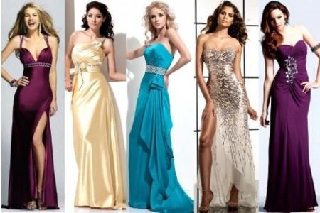Какое платья можно одеть на выпускной