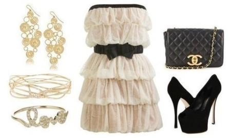 Свадебный наряд для подруги невесты