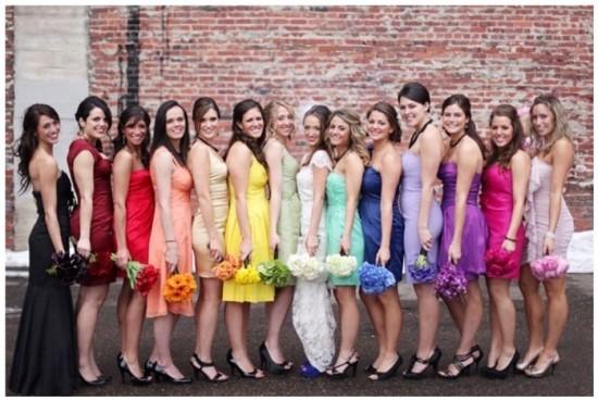 Как правильно подобрать одежду на свадьбу свидетельнице