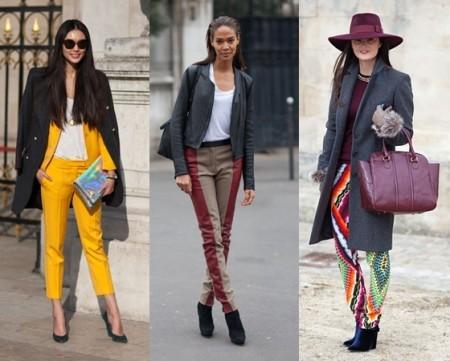 Цветовая гамма брюки чинос