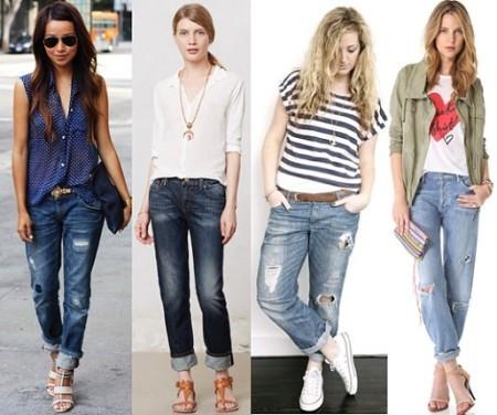 Подбирая размер женских джинсов бойфренд