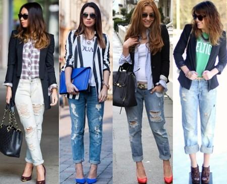 Кому подойдут рваные джинсы?