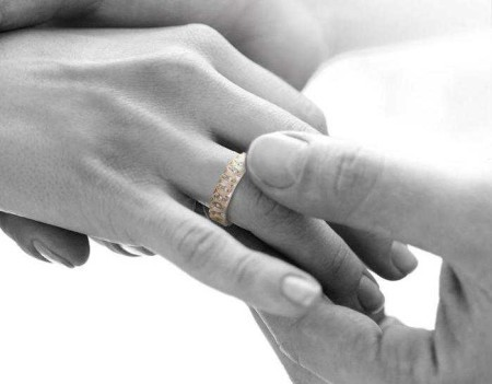 На каком пальце носят кольца и почему?