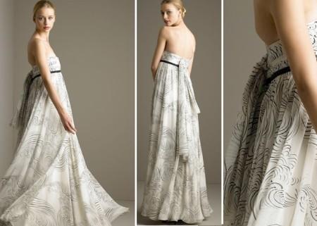 Платье-ампир