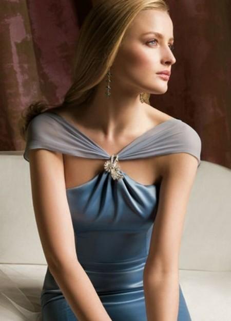 Варианты нарядных платьев