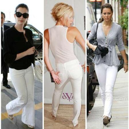 Кому НЕ идут белоснежные брюки, и как подобрать правильный вариант