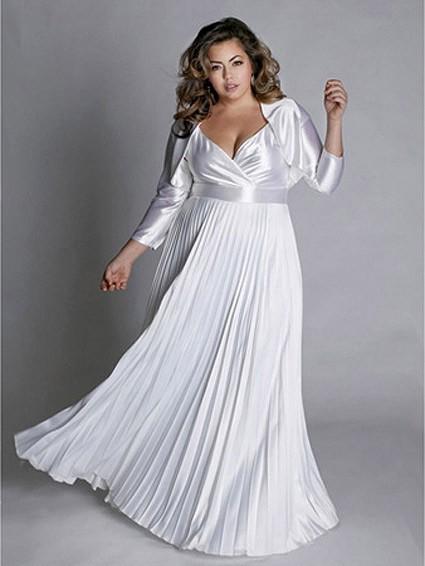 Свадебное платье для низкорослых