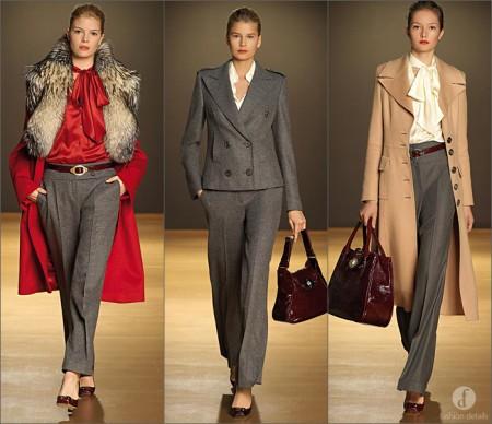 Как и с чем одевать классические брюки?