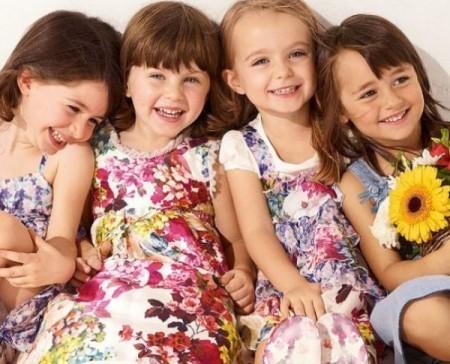 Платья для маленьких модниц