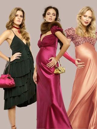 Интересные фасоны вечерних платьев