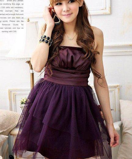 Атласовые платья