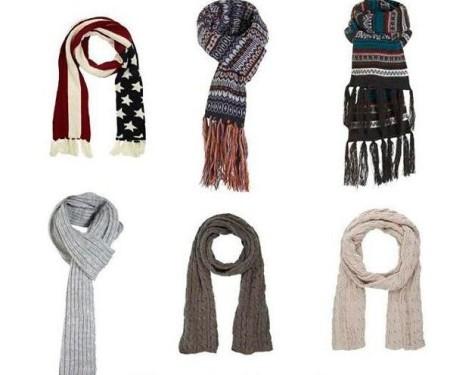 Маленький шарф правила для мужчин