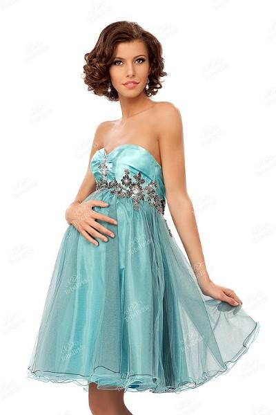Вечерние платья для беременных