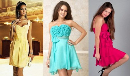 Самое красивое платье на вечер