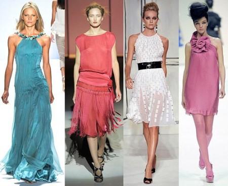 Как успешно выбрать фасон летнего платья