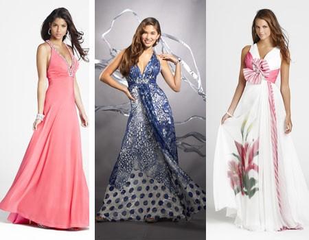 Летнее длинное платье своими руками