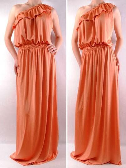 Платье в пол своими руками