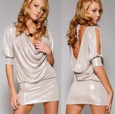 Короткое платье для вечеринки