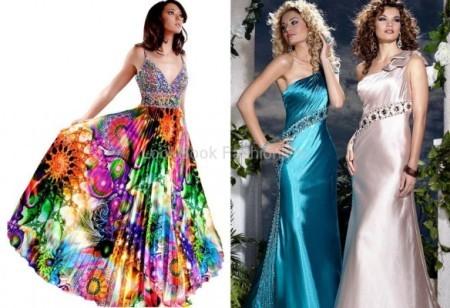 Длинные платья для красивых женщин