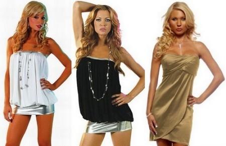 Короткие платья для вечеринки