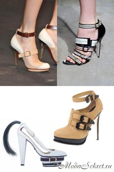 Модная обувь - Мода-блог: Мода-блог