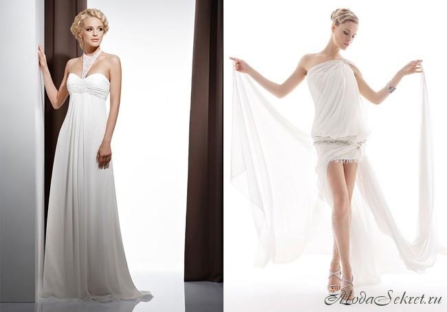 Как сшить платье в греческом стиле самой себе - Visit-petersburg.com