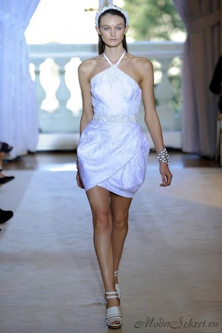 Самые красивые белые свадебные платья.  Красивое свадебное платье...