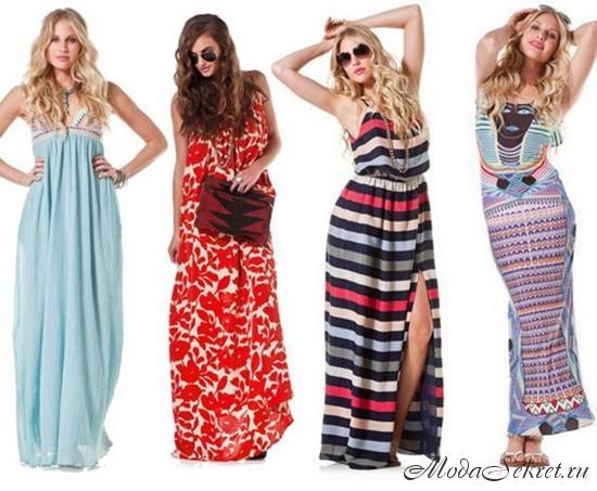 Стильные платья для полных фото