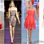 Фасоны летних платьев (фото)