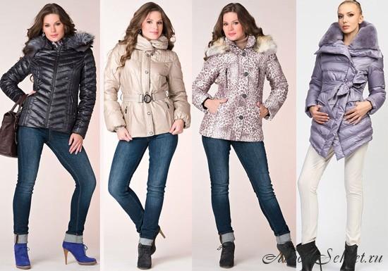 зимние пальто 2016 фото новинки женские