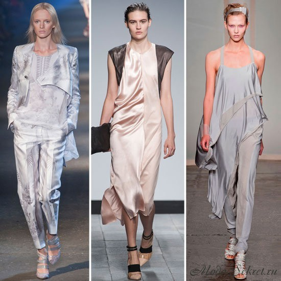 модные цвета лета 2013