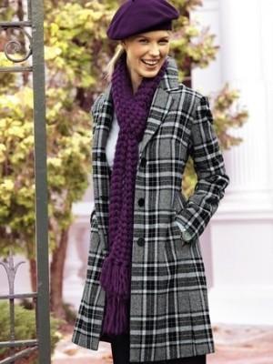 Как пальто сделать модным