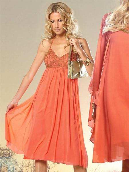 Летнее платье сшить своими руками