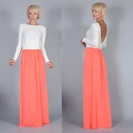Длинные платье для женщин