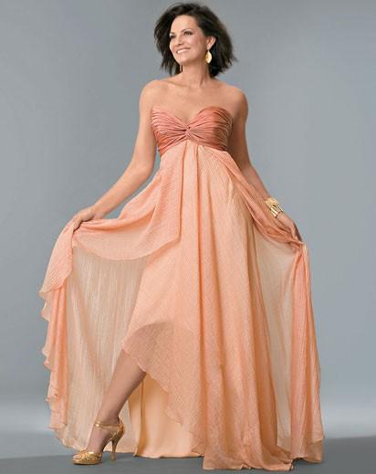 Как сшить платье в пол своими руками