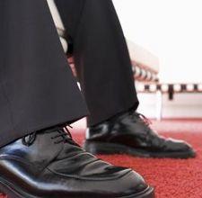Как предотвратить образование складок на обуви?