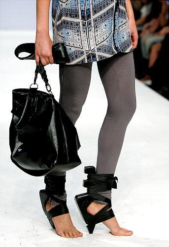 Самая необычная дизайнерская обувь