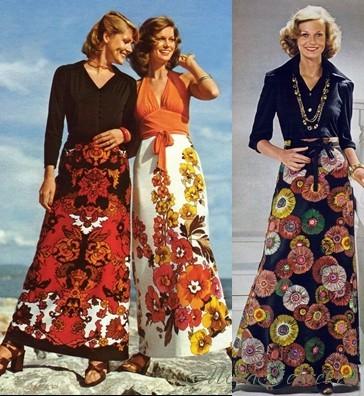 Одежда в стиле ретро