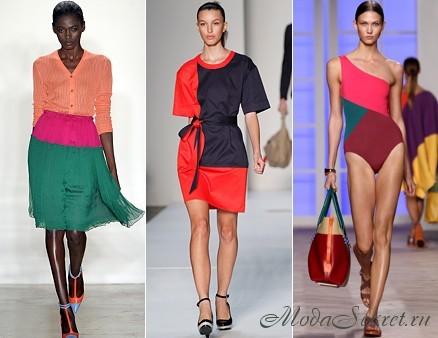 Что будет модно весной