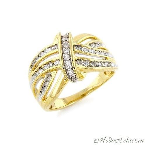 Модные обручальные кольца