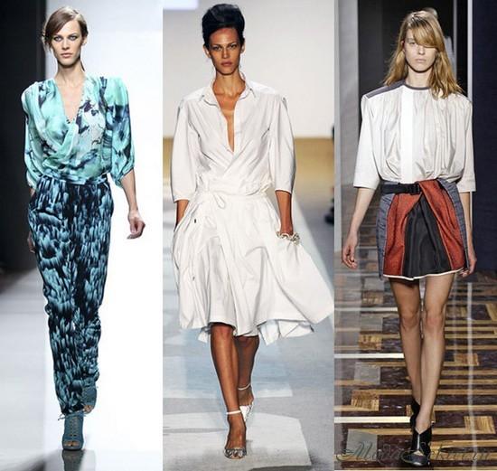 Модные блузки - Фото